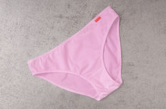 Pink swimming trunks Royalty Free Stock Photo
