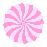 Pink swirl Royalty Free Stock Image