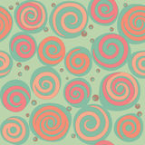 Pink swirls Royalty Free Stock Photography
