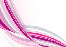 Pink tape Royalty Free Stock Images