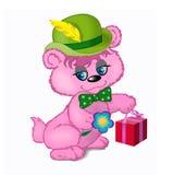 Pink teddy Stock Photos