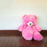 Pink teddy bear Royalty Free Stock Photography