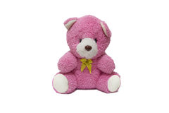Pink Teddy Royalty Free Stock Image