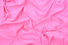 Pink textile background Stock Photos