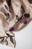 Pink textile Stock Photos
