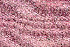 Pink textile Stock Image