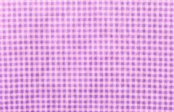 Pink textile textured background Royalty Free Stock Images