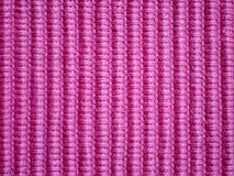 Pink texture. Pink cotton fabric texture close up Stock Photography