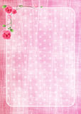 Pink Texture Stock Photography