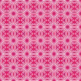 Pink texture with stylized flowers. Pink and white background with stylized flowers Royalty Free Stock Photo