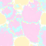 Pink texture. Vector murble background. Watercolor hand drawn marbling illustration. Stock Photo