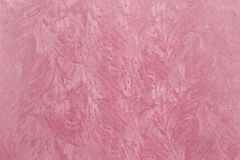 Pink Textured Paper. Background for scrapbooking and craft Royalty Free Stock Images