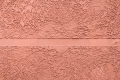 Pink  plaster with a strip Royalty Free Stock Image