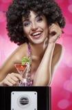Pink theme Stock Photo