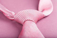 Pink ties stock images
