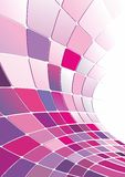 Pink tile background Royalty Free Stock Image