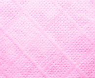 Pink Tissue Paper Napkin Texture Stock Images