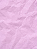 Pink tissue paper texture. Pink crumpled tissue paper texture Royalty Free Stock Photos