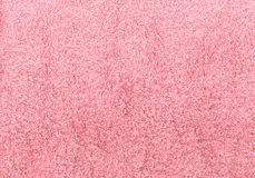 Pink towel texture. Background and texture royalty free stock photos
