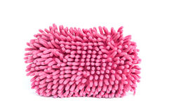 Pink towel Royalty Free Stock Photography