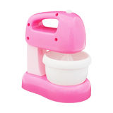 Pink toy blender Stock Photo