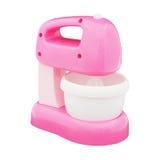 Pink toy blender Stock Photo