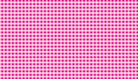 Pink traditional gingham background.Texture from squares for -tablecloths, clothes, shirts, dresses, paper and other textile prod. Ucts.llustration vector illustration