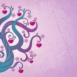 Pink-tree-1 Fotografia Stock Libera da Diritti