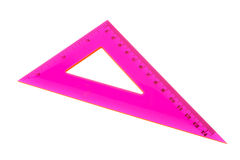 Pink triangle Stock Photos