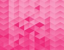 Pink triangles background texture. Abstract Pink triangles background texture Royalty Free Stock Image