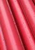 Pink tubes Stock Image