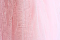 The pink tutu. Stock Photos