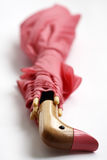 Pink umbrella Stock Photos