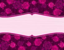 Pink valentine background,  Royalty Free Stock Image