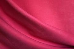 Pink velvet. Close-up, background for design Royalty Free Stock Image