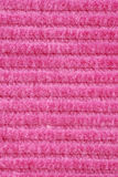 Pink velvet texture. Usable as background textile related projects Royalty Free Stock Images