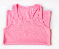 Pink vest Royalty Free Stock Images