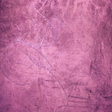 Pink vintage grunge background texture -  - Old Grungy purple  w Royalty Free Stock Photos