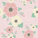 Pink vintage pattern Royalty Free Stock Photography