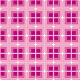 Pink Vintage Seamless Pattern stock photo