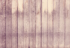 Pink vintage wood plank wall texture background.  Stock Photo