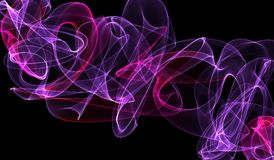 Pink violet background Royalty Free Stock Image