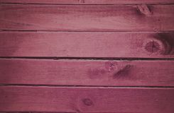 Pink violet horizon strips old wooden texture background royalty free stock photo