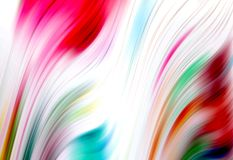 Pink colorful white colorful waves like shapes, abstract background. Pink vivid red colorful pastel waves like shapes and forms, abstract background and hypnotic Royalty Free Stock Photos