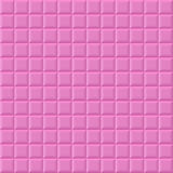 Pink volume squares Royalty Free Stock Image