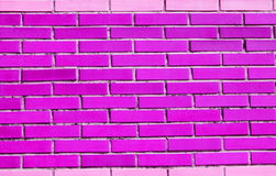 Pink wall Royalty Free Stock Photos