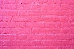 Pink wall Stock Photos