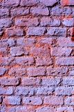 Pink wall background Stock Photos