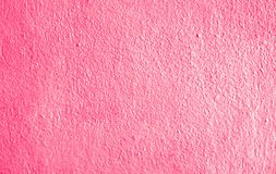 Pink wall background. Stock Image