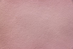 Pink wall of concrete Royalty Free Stock Photography